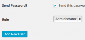 SendPassword